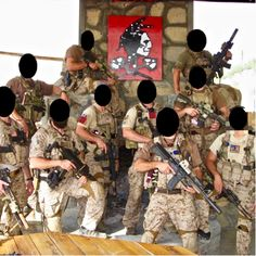 DEVGRU Red Squadron poses for a group photo. [21602160]