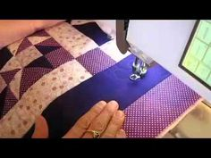 How To: Stippling Quilting – Crafty House
