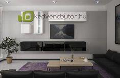 Modern nappali bútor NEXT AN280-17BW-HG23-1BA Modern nappali bútor NEXT AN280 egy falra szerelhető bútor szett, amiben elegánsan tárolhatjuk kikapcsolódásunk kellékeit. 35 cm-es mélysége miatt nem foglal el jelentős helyet a szobából.Magasfényű felülete miatt szép kontrasztot ad egy egyszerű festett falfelülettel, vagy tapétávalMéretek: 284 x 206 x 35 cmSzínválaszték:magasfényű fekete / magasfényű fehérLED világítássalLengyel bútor. Garancia 12 hónapKedves Vásárló!FONTOS INFOR Flat Screen, Blood Plasma, Flatscreen, Dish Display