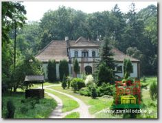 Dwór w Stojanowie. Manor Houses, My Heritage, Krakow, Old World, Castles, Travel Inspiration, Places To Visit, Romantic, Mansions