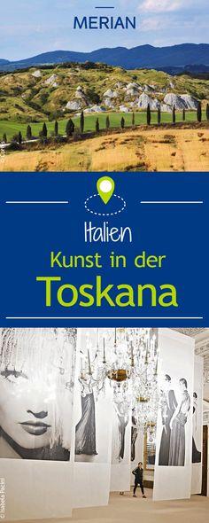 Ob Pisa, Siena oder Florenz - Die Toskana hat viele kulturelle Highlights zu bieten. Unser Kultur-Guide zeigt euch die schönsten Museen und Ausstellungen!