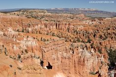 Bryce Point (9 Things to Do in Bryce Canyon National Park).