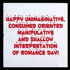 valentine's day dislike quotes