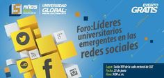 #UniVE #LUZ invita al foro líderes universitarios emergentes en las redes sociales #360ucv pic.twitter.com/sv6MKJbleM