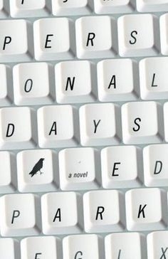 The Book Cover Design Review - Personal Days - Ed Park - Great blog that reviews book covers