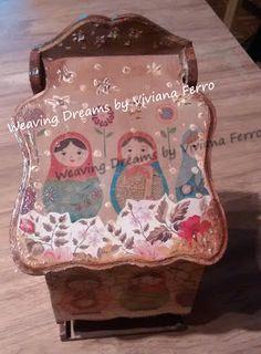 Weaving Dreams by Viviana Ferro: DÓNDE GUARDÁS TUS SOBRES DE JUGO?