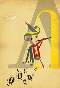 El flautista de Hamelin - Publicado en Fixionaria Historias Ilustradas Nro 4