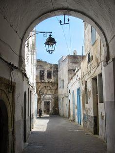 tunis-la medina- tunisie