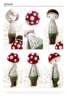 VK is the largest European social network with more than 100 million active users. Amigurumi Patterns, Amigurumi Doll, Crochet Patterns, Christmas Lawn Decorations, Holiday Decor, Homemade Home Decor, Cartoon Toys, Waldorf Dolls, Xmas Ornaments