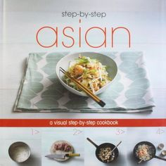 Asian Step By Step Love Food -- Continue to the product at the image link.Note:It is affiliate link to Amazon.