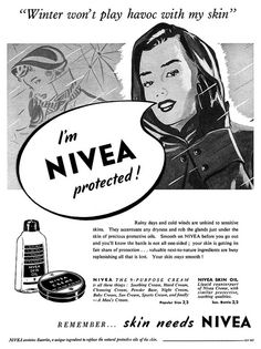 Nivea advertisement. by totallymystified, via Flickr