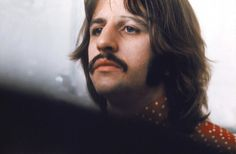 Ringo During The Let It Be Sessions In 1970