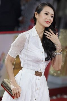 Zhang Ziyi - lovely