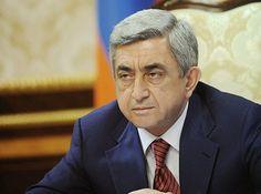 Serzh Sargsyan viajará a Washington la próxima semana para participar en una ceremonia religiosa con motivo del 100 aniversario del Genocidio Armenio y tomará la oportunidad de reunirse con altos funcionarios estadounidenses.