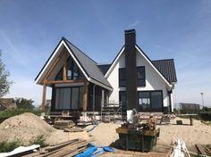 Woning in Boskoop, bijna klaar! www.bongersarchitecten.nl