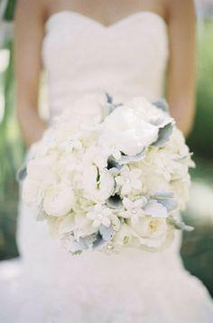 White Wedding Ideas - Edmonton Wedding
