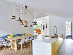Les 190 meilleures images du tableau light up with light - Interieur eclectique maison citiadine arent pyke ...