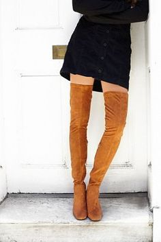 Jeffrey Campbell Womens PARKWAY THIGH HIGH BOOT