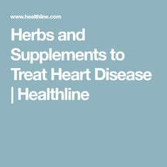 Certain herbs and supplements can help prevent heart disease and reduce its symptoms. Read more about these alternative treatments. Mitral Valve, Alternative Treatments, Heart Disease, Herbs, Treats, Health, Sweet Like Candy, Goodies, Cardiovascular Disease