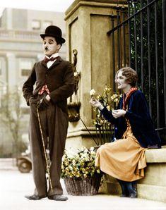 Charlie Chaplin ~ Smile, 1936   Modern Times /Tempi Moderni   Tutt'Art@   Pittura * Scultura * Poesia * Musica  