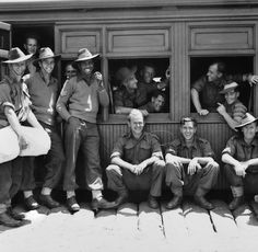 Australian soldiers WWII