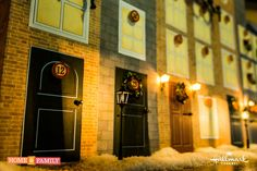 Countdown to Christmas Advent Calendar! DIY by @kennethwingard on Home and Family!