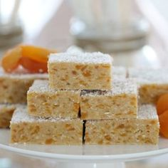 Want an Apricot Coconut Slice that is completely no-bake, takes just 5 minutes to prepare and is absolutely delicious? This is THE recipe for you! Enjoy!