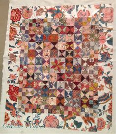 Collector With A Needle: Dutch Quilt Reproductions