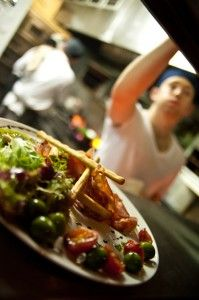 Salvo's Italian Restaurant, Headingley, Leeds
