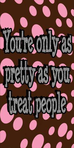 Treat People, Me Quotes, Calm, Treats, Sayings, Wallpaper, Sweet Like Candy, Goodies, Lyrics