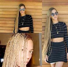 ... in different braid styles and they all looked good in it, y'all should also embrace the braid hairstyle. So do you think Beyonce had a hand in bringing ...