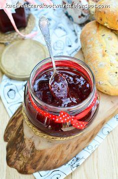 Polish Recipes, Jam Recipes, Chocolate Fondue, Canning, Gelee, Strawberries, Polish Food Recipes, Home Canning