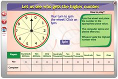 Math Buddy is focused on helping children learn and practice math concepts through interactive activities, math worksheets, math quiz and math games. Math Quizzes, Math Worksheets, Interactive Activities, Math Activities, Integers, Place Values, Your Turn, Teaching Math, Grade 1