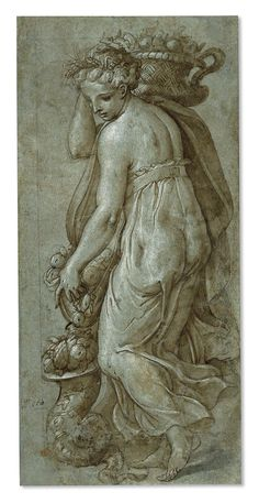 Giorgio Vasari was born #onthisday in 1511. Here's one of his drawings