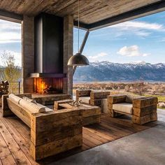 Rustic Outdoor Fireplace Design Ideas To Try Asap 38 Outdoor Decor, Barbecue Design, Diy Outdoor, Rustic Patio Furniture, Fireplace Design, Diy Outdoor Fireplace, Outdoor Fireplace Designs, Rustic Outdoor Furniture, Rustic Outdoor Fireplaces