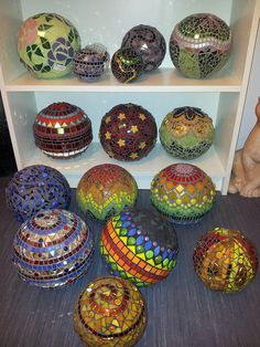2012 Sphere collection