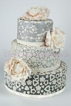tort weselny, wedding cake, torty weselne, torty weselne gdańsk