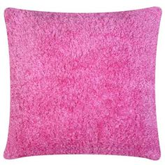 Poodle Pillow in Pink $19.95