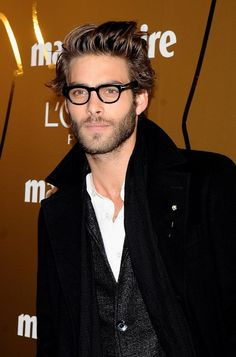 Jon Kortajarena...cause the glasses scream that he wants to be respected for his mind