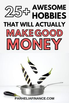 Learn how to make money from your hobbies? Here's a list of profitable hobbies that make money. Now you can make extra money and have fun! Click through to see these side hustle ideas. for women over 40 over 50 Fun Hobbies That Make Money Hobbies That Make Money, Fun Hobbies, Make Money From Home, Way To Make Money, Make Money Online, How To Make, Things To Sell, Hobbies Creative, Money Fast