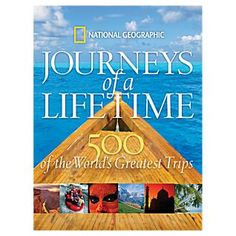 Journeys of a Lifetime | National Geographic Store