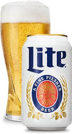 Miller Lite - Home of the Original Lite Beer - AV