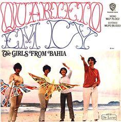 Quarteto em Cy - The Girls From Bahia (1967)