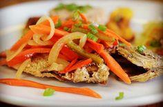 Fried Porgy at Little Sweet Jamaica in Amityville #longislandfood #longislandphoto #longisland #amityville #littlesweetjamaica #jamaican #jamaicanfood #seafood #631 #631food #friedporgy #porgy #friedfish #fish #foodphotos #friedfood #foodporn #yum #suffolkcountyfood #suffolkcounty by eastofnyc