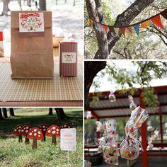 Woodland Wonderland Guest Dessert Feature | Amy Atlas Events
