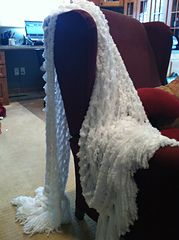 Ravelry: New Dad Prayer Shawl pattern by Louis Chicquette