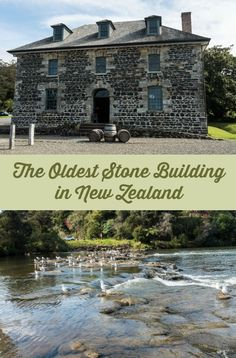 The Stone House in Kerikeri New Zealand is the oldest surviving stone building in New Zealand.