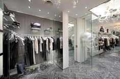 Image result for counter mostrador PHILIP PLEIN NEW YORK