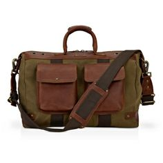 WILL Leather Goods Traveler Duffle - Apple Store (Canada)