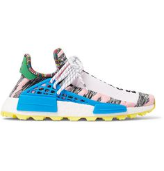 673d12e264e41 Pharrell Williams SOLARHU NMD Primeknit Sneakers